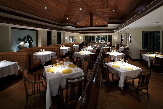 Hoku Restaurant Kahala Hotel