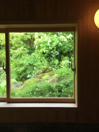 Kaminoyama, Japan: 緑が美しい
