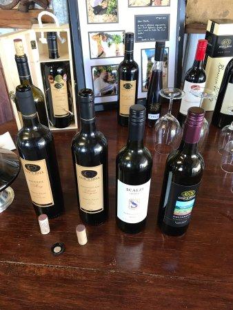 Lyndoch, Australien: God's Hill Wines