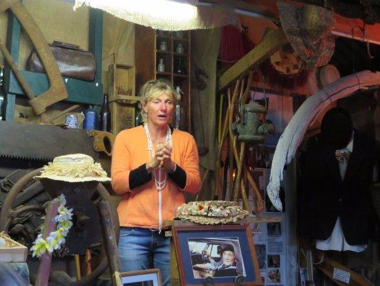 Norfolk Island, Australia: Jane at Music Valley