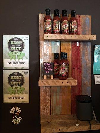 Bernalillo, Нью-Мексико: Kaktus Brewing Company