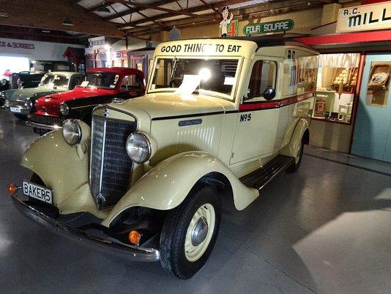 Invercargill, Nueva Zelanda: Classic truck