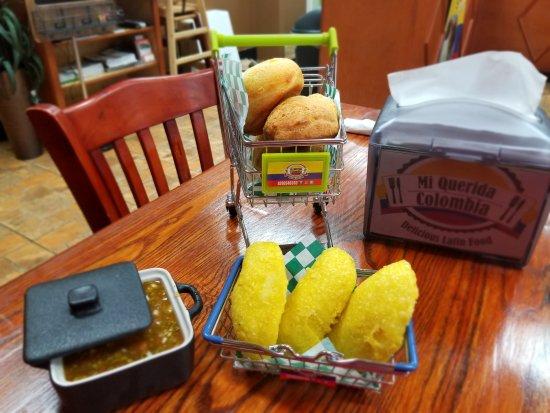 Ocoee, Floride : Mi Querida Colombia Restaurant and Bakery