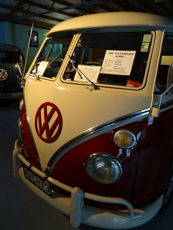 Invercargill, New Zealand: VW Kombi