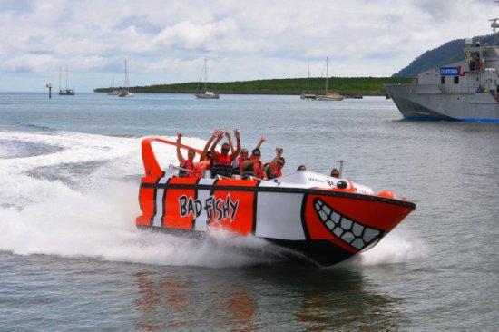 Bad Fishy Jet Boating