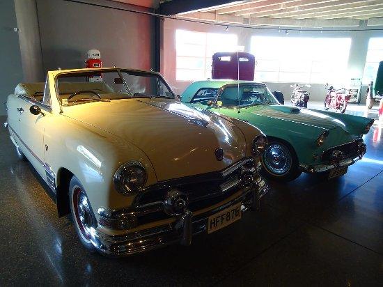 Invercargill, Nueva Zelanda: Classic Ford