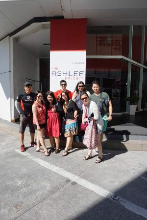The ASHLEE Heights Patong Hotel & Suites: From all of us who made alot of noise!