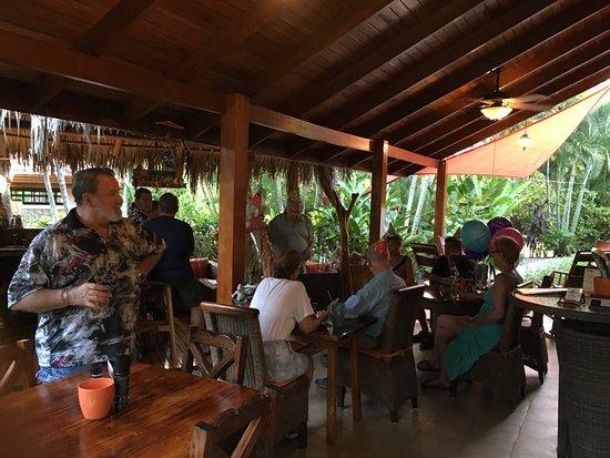 Tambor, Costa Rica: Great for Parties