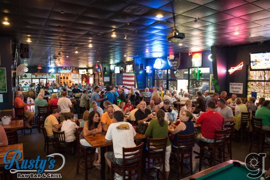 Estero, Floryda: Rusty's Raw Bar and Grill