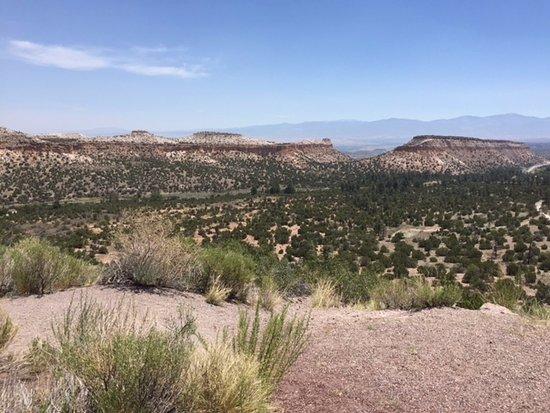 Los Alamos, NM: Overlook