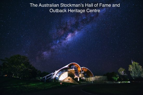 ‪Australian Stockman's Hall of Fame and Outback Heritage Centre‬