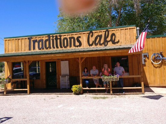 ‪‪Scipio‬, ‪Utah‬: Traditions Cafe‬