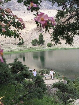 Karakoram Highway Borit Lake