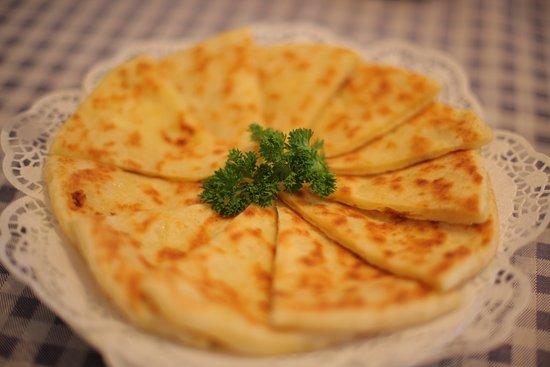 Греческий хлеб пита с курицей и приправами - рецепт с фотографиями ... | 367x550