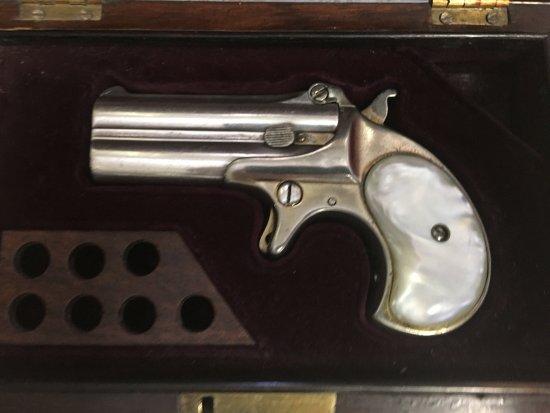 Frontier Historical Museum: Doc Holliday's Derringer