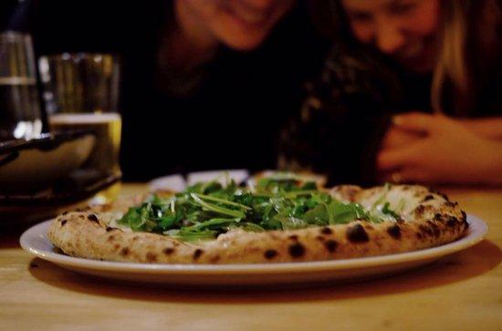 Πρινς Τζόρτζ, Καναδάς: Fungi pizza