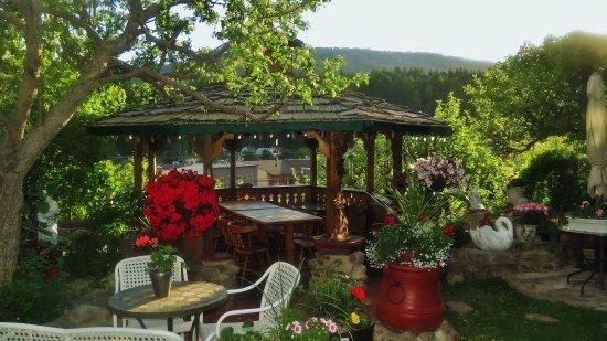 Kimberley, Canada: At Nina's Hillside Garden