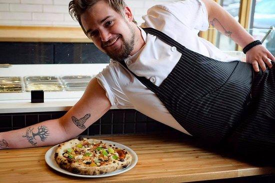 Πρινς Τζόρτζ, Καναδάς: Chef Brian Quarmby