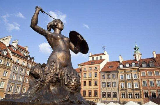 Full-Day Warsaw Trip from Krakow by...