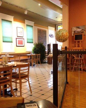 Spearfish, Dakota du Sud : Bay Leaf Cafe