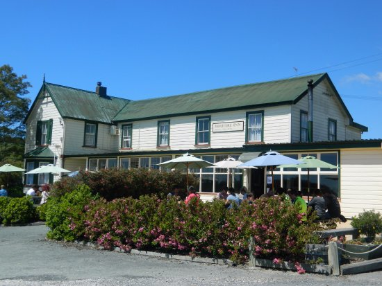 Upper Moutere, New Zealand: The Moutere Inn