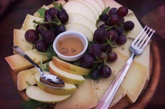Organic Winery Tour mit Wein Olivenöl...