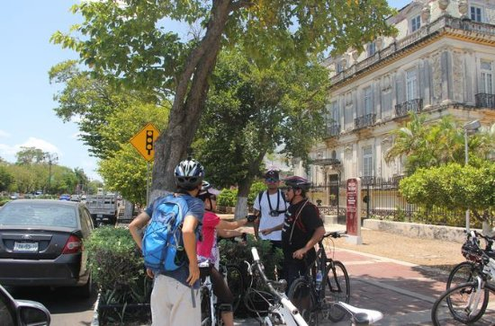 Merida Cultural Bike Tour