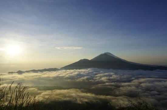 Early Morning Sunrise Mt Batur...