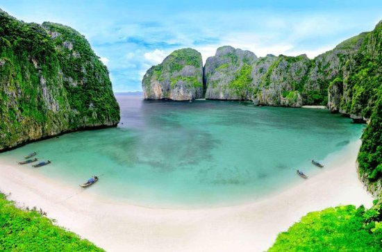 Full Day Phi Phi Island by Speedboat