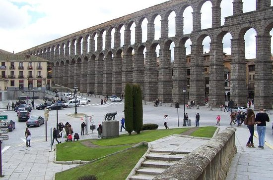 Tour guidato di Avila e Segovia e