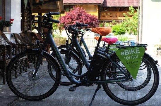 Louer un vélo à Bled