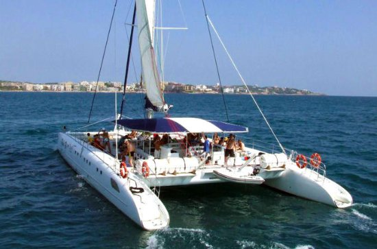 Valencia Sailing Trip con tour