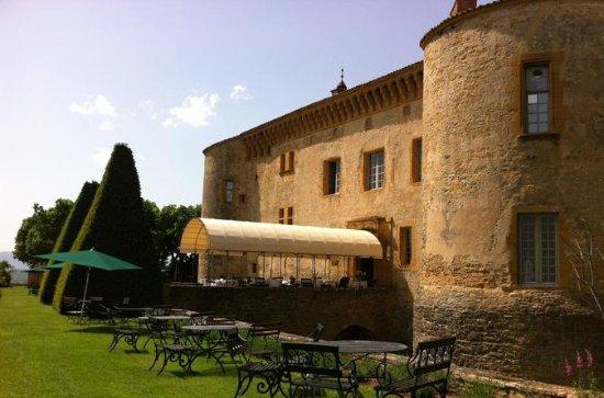 Tea-Time dans un château
