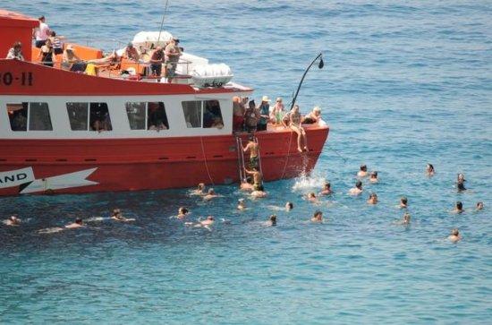 Crucero a la isla de Dragonera