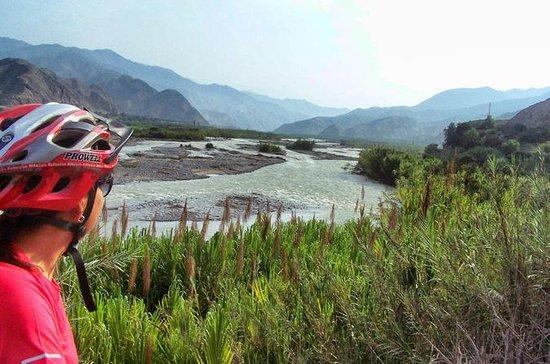 Lunahuana Ganztägige Radtour