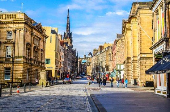 Edinburgh: boek een lokale host voor ...