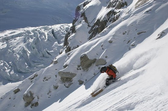 Whistler Backcountry Skiing og...
