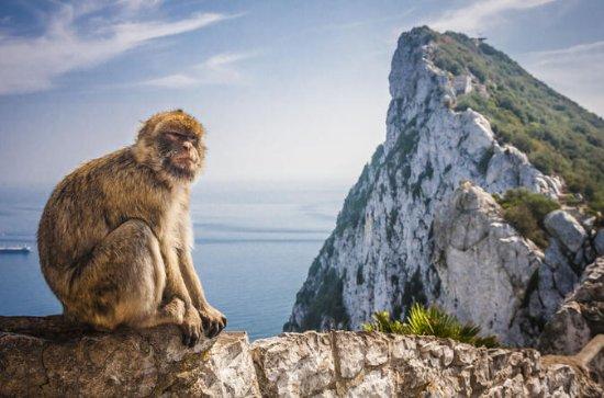 Viagem de um dia a Gibraltar e Vejer...