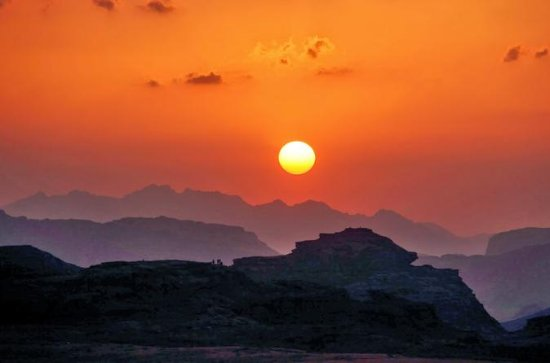 Wadi Rum Half Day From Aqaba Private