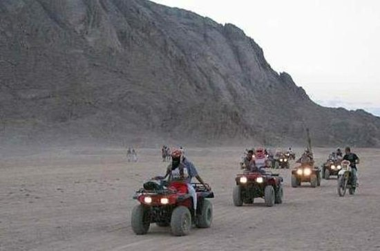 PRIVATE QUAD BIKING DESERT SAFARI I...