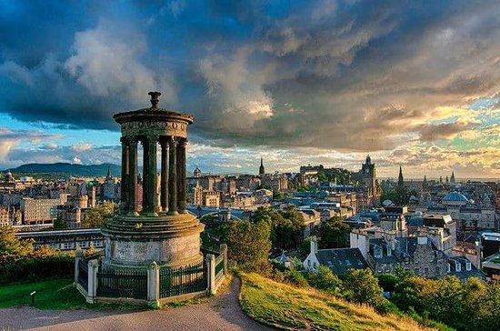 Private Half Day Edinburgh City Tour...