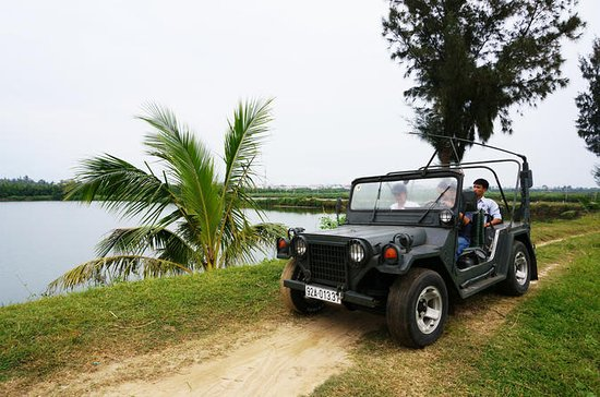 DESCUBRE HOI AN COUNTRYSIDE by JEEP