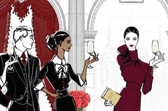 Wine Etiquette Class: How to taste...