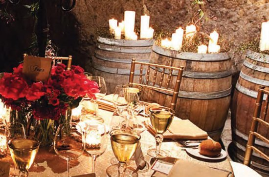 Romantic Candlelight Dinner and Wine...