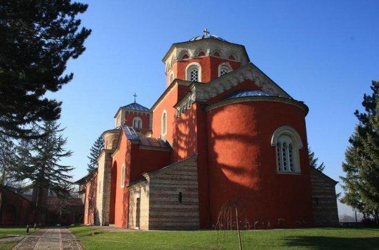 Zica and Studenica Monasteries...