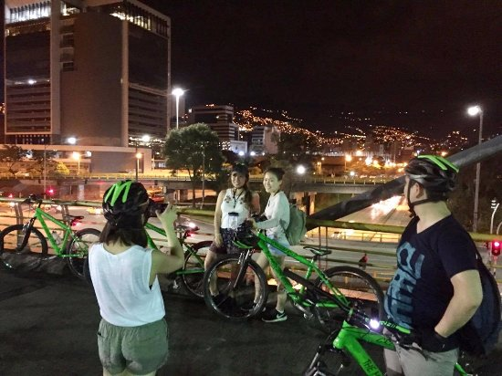 Green Bike Tour Medellin