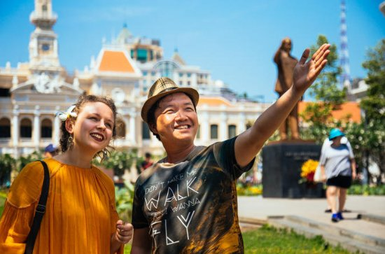 Best of Ho-Chi-Minh-Stadt Private Tour