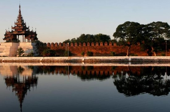 Private Mandalay City Tour full Day