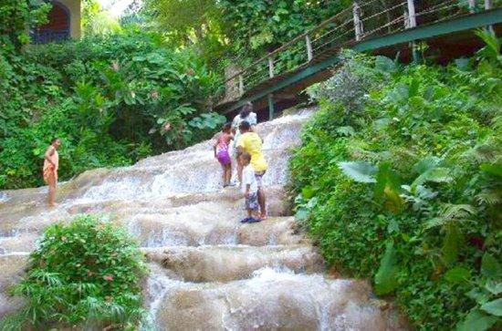 Koniko Falls and Shopping