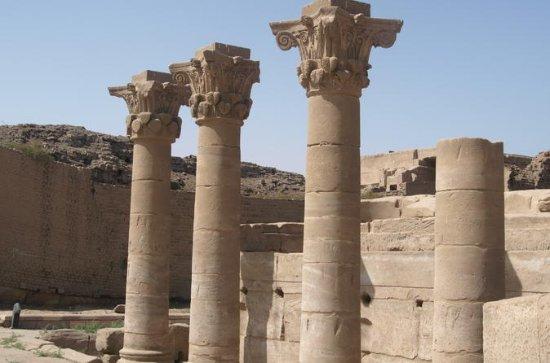 Privat dagstur til Dendera og Abydos...